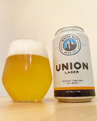 ​White Bay Union Lager