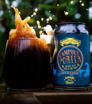 Garage Project Campout Vanilla and Honey Porter 330ml Can