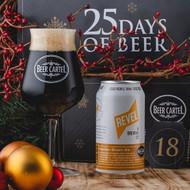 Beer Cartel Advent Calendar Day 18: Revel Browntown American Brown Ale⠀