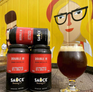 Sauce Double IR Double Red Rye IPA