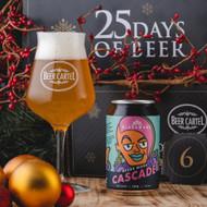 Beer Cartel Advent Calendar Day 6: Blackmans Needs More Cascade IPA⠀