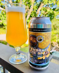 ​White Bay Embrace the Space IPA