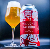Deeds Thought Pattern IPA 440ml Can