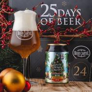 Beer Cartel Advent Calendar Day 24: One Drop Toasted Coconut & Pineapple Nitro Milkshake IPA⠀