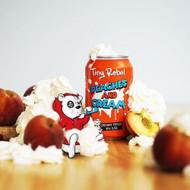 Tiny Rebel Peaches & Cream IPA⠀