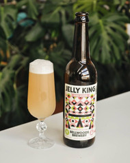 ​Bellwoods Jelly King Pink Guava Sour Ale