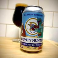 Dainton Bounty Hunter Milk Stout
