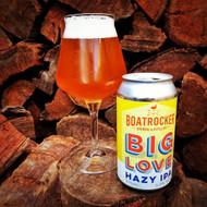 Boatrocker Big Love Hazy IPA 375ml Can