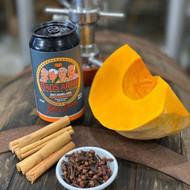 Yulli's Brews Dad's Army: Van's Spiced Pumpkin Ale⠀