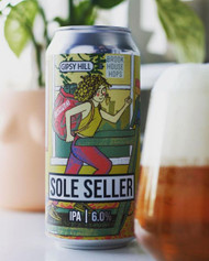 The Gipsy Hill Sole Seller English IPA