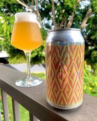 Green Beacon Fathom Kaiko Marianas Dry Hopped Farmhouse Ale