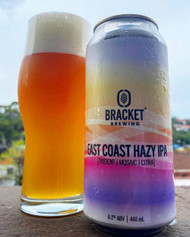 Bracket East Coast Hazy IPA V5.0