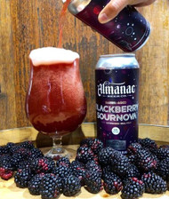Almanac Beer Blackberry Sournova Sour Ale⠀
