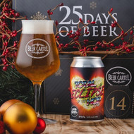 Beer Cartel Advent Calendar Day 14: Two Birds Total Eclipse of the Hop XPA⠀