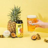 Moon Dog Conga Lines Passion Fruit Pineapple Imperial Ice Cream Sour Ale 440ml Can