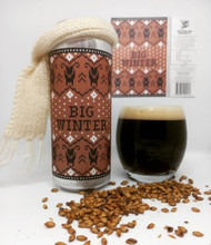 ​New England Big Winter Belgian Strong Dark Ale 500ml Can