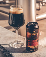 Hawkers Imperial Stout 2021 440ml Can