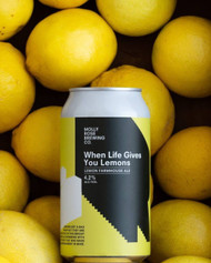 ​Molly When Life Gives You Lemons Saison