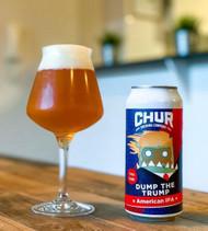 Chur Dump The Trump IPA 440ml Can