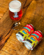 ​Tiny Rebel Rhubarb & Custard Sour
