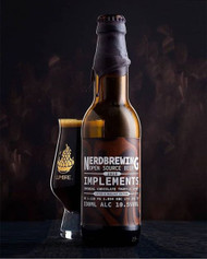 Nerd Implements Imperial Chocolate Truffle Stout Coconut & Chili Ed.