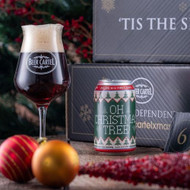 Beer Advent Calendar Day 6: Two Birds Oh! Christmas Tree Red IPA⠀