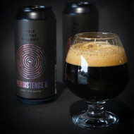 Wolf of the Willows Persistence II Rye Imperial Barrel Aged Stout 2021