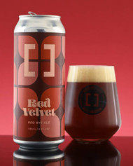 Working Title Red Velvet Red Rye Ale 500ml Can