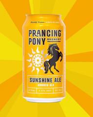 Prancing Pony Sunshine Ale 375ml Can⠀⠀