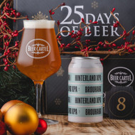 Beer Cartel Advent Calendar Day 8: Brouhaha Hinterland XPA