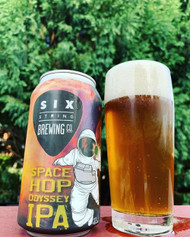 Six String Space Hop Odyssey IPA