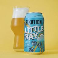 Fixation Little Ray Hazy IPA⠀