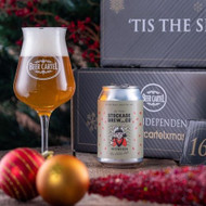 ​Beer Cartel Advent Calendar Day 16: Stockade The Hoppy Hefe Hefeweizen⠀