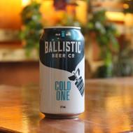 Ballistic Cold One