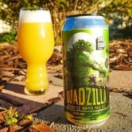 One Drop Quadzilla Quadruple Hopped Pale Ale