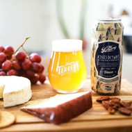 Bruery Terreux / Dogfish Head Kisses Betwixt Mr. & Mrs. This Is Ridiculous Saison⠀