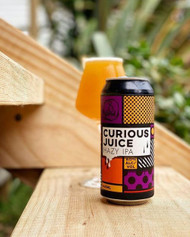 8 Wired Curious Juice Hazy IPA⠀