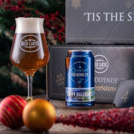 Beer Cartel Advent Calendar Day 4: Hoppy Halliday's India Pale Lager⠀