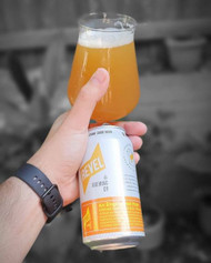 Revel An Engineered Haze Strong Hazy Pale Ale⠀