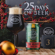 Beer Cartel Advent Calendar Day 3: Sunday Road The Holidays Coffee Lager⠀
