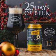 Beer Cartel Advent Calendar Day 16: Nomad Brewing Rudolphs Little Helper Tropical Hoppy Amber Ale
