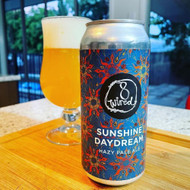 8 Wired Sunshine Daydream Hazy Pale Ale ⠀