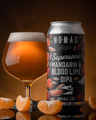 Nomad SuperSonic Blood Lime & Mandarin DIPA