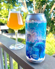 Garage Project Crystallised Visions Sour Hazy Hybrid IPA 440ml Can