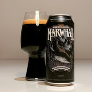 Sierra Nevada Barrel-Aged Narwhal Imperial Stout 473ml Can