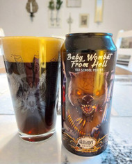 Amager Baby Wombat From Hell Porter
