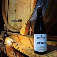 Boatrocker Gaston Barrel Aged Saison 500ml Bottle