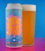 Fixation Social Space Oat Cream DIPA