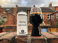 De Moersleutel Going Real Nuts Imperial Stout⠀ ⠀