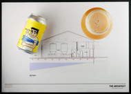 CoConspirators The Architect Oat Cream IPA